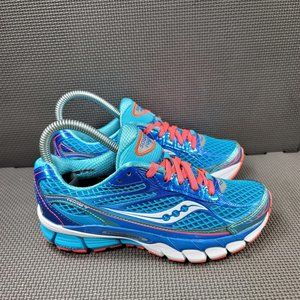 Womens Sz 5 Blue Saucony Ride 7 Running Shoes